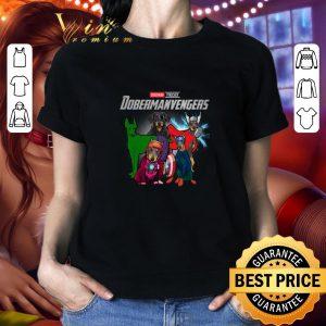 Cheap Marvel Dobermanvengers Avengers Endgame Doberman Pinscher shirt