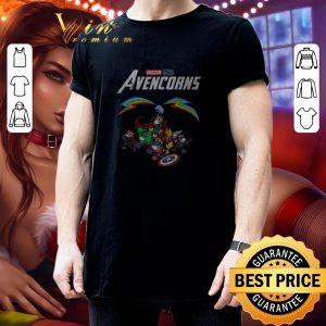 Cheap Unicorn Avencorns Marvel Avengers Endgame shirt 2