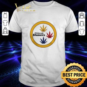 Funny Weed Pittsburgh Steelers Pittsburgh Stoners shirt