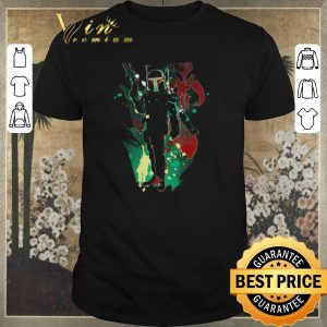 Hot Mandalorian Logo Bounty Hunter Boba Fett shirt sweater
