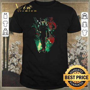 Hot Mandalorian Logo Bounty Hunter Boba Fett shirt sweater