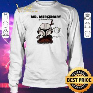 Hot Mandalorian Mr Mercenary shirt sweater 2
