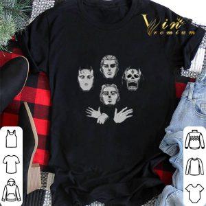 JoJo's bizarre adventure Queen Bohemian Rhapsody shirt sweater 1