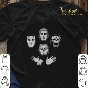 JoJo's bizarre adventure Queen Bohemian Rhapsody shirt sweater 2