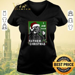 Nice Darth Vader i am your father Christmas Star wars shirt sweater