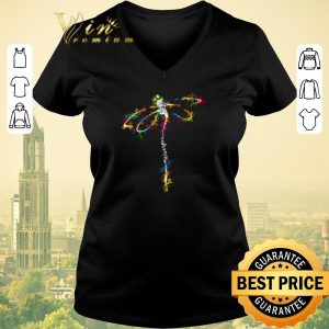 Official Dragonfly color warrior shirt sweater