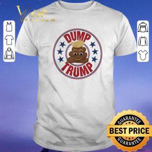 Official Dump Trump shit shirt sweater