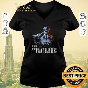 Original By order of the Peaky Blinders shirt sweater