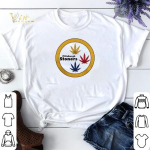 Pittsburgh Stoners Weed Pittsburgh Steelers shirt