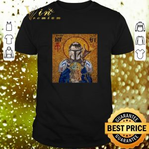 Premium Mpoy The Mandalorian Baby Yoda shirt