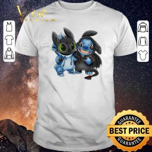 Pretty Disney Baby Toothless and Baby Stitch shirt sweater