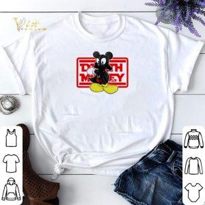 Star Wars Darth Mickey Darth Vader shirt