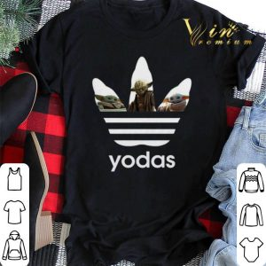 Adidas Baby Yoda Master Star War shirt sweater