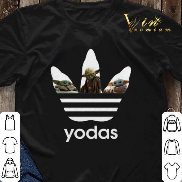 Adidas Baby Yoda Master Star War shirt sweater