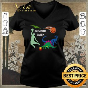 Awesome Big Bro Emek Basketball shirt sweater