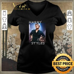 Awesome Harry Styles autographed signature shirt sweater
