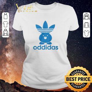 Funny Adidas Oddidas Oddish Pokemon shirt sweater