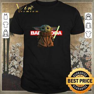 Funny Baby Yoda Supreme Star War shirt sweater