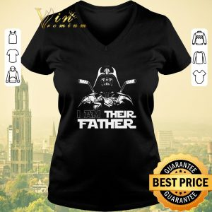 Funny Darth Vader I am Their Father shirt sweater
