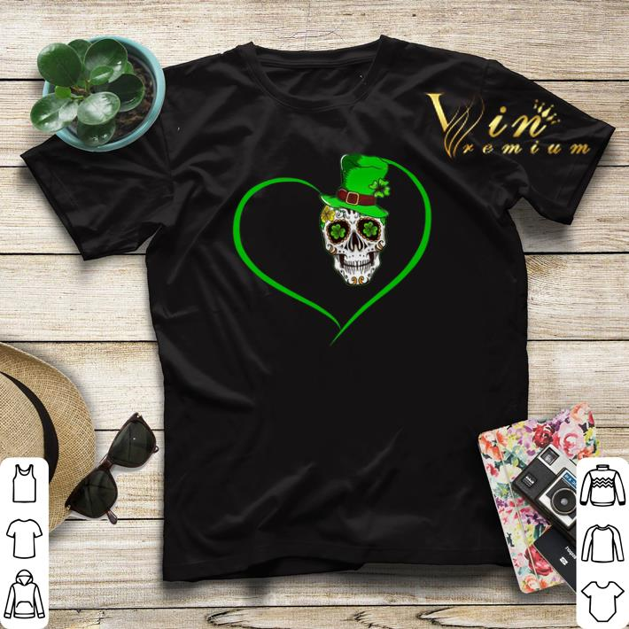 Heart Happy St Patrick s Day Love Sugar Skull png sweater 4 - Heart Happy St Patrick's Day Love Sugar Skull.png sweater