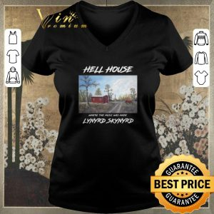 Hot Hell House where the music was made Lynyrd Skynyrd shirt sweater