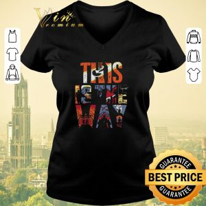 Hot The Mandalorian This Is The Way Star Wars shirt sweater