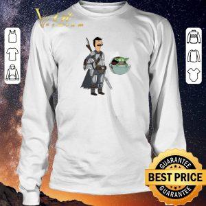 Nice Bob Fett The Mandalorian Mashup Bob's Burgers shirt sweater 2