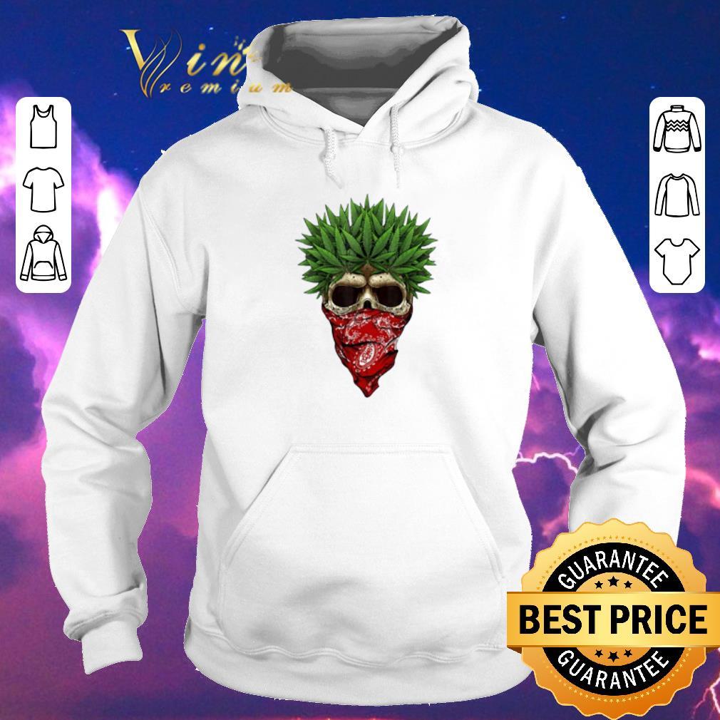 Nice Skull Weed Stoner Cannabis shirt sweater 4 - Nice Skull Weed Stoner Cannabis shirt sweater
