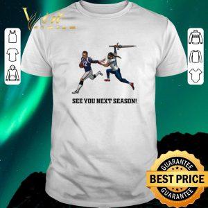 Original See You Next Season Tom Brady 12 New England Patriots shirt sweater