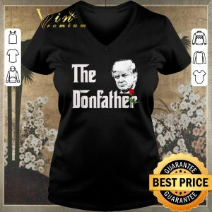 Premium The Donfather Donald Trump Supporters The Godfather shirt sweater