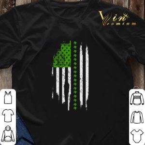 Saint Patrick's Day American Flag shirt sweater 2