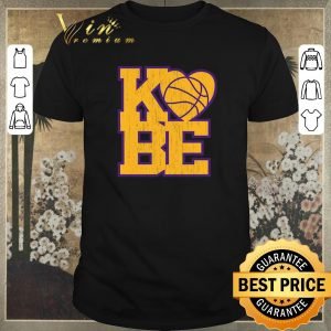 Awesome Love Kobe Bryant RIP 1978-2020 Rest In Peace shirt sweater