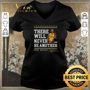 Awesome There Will Never Be Another Kobe Bryant Signature shirt sweater