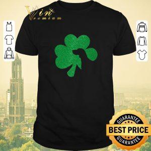 Awesome Weimaraner Shamrock Diamond St. Patrick's Day shirt sweater