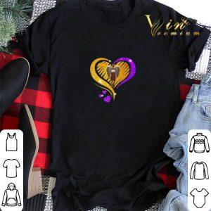 Diamond Heart Kobe Bryant 24 Angel Love shirt sweater