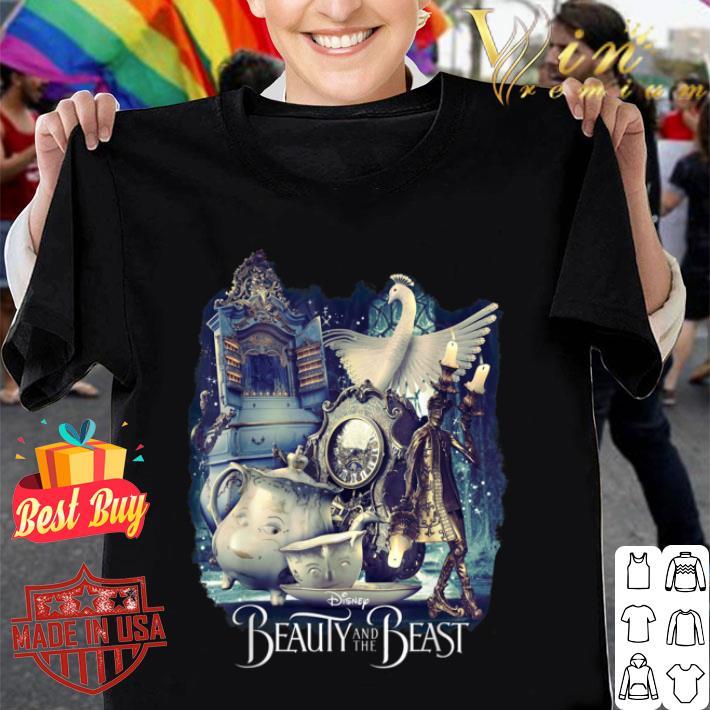 Disney Beauty The Beast Mrs Potts Chip Lumiere Cog T Shirt Hoodie Sweater Longsleeve T Shirt