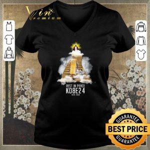 Hot Kobe Bryant And His Daughter Heaven With Jesus RIP KO8E24 GIGI shirt sweater