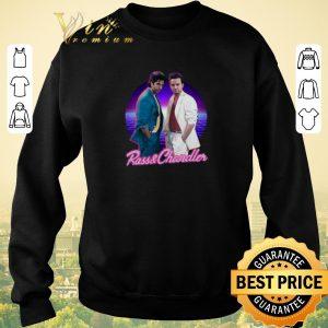 Hot Rass And Chandler Friends shirt 2