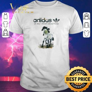 Hot addicted adidas all day i dream about horse shirt sweater