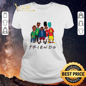 Nice Friends We Are Black History Month shirt sweater