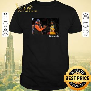 Official R.I.P Kobe Bryant and Nipsey Hussle LA Legends shirt sweater