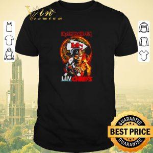 Original Iron Maiden mashup Super Bowl LIV Kansas City Chiefs Champions shirt sweater