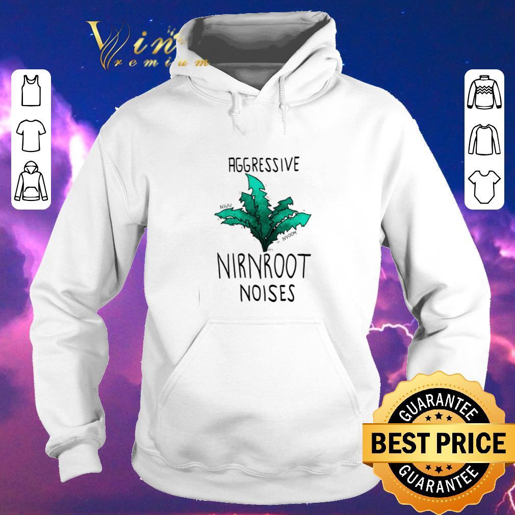 Premium Aggressive Nirnroot noises shirt sweater 4 - Premium Aggressive Nirnroot noises shirt sweater