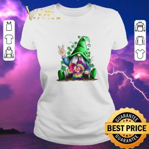Premium Hippie Gnome St. Patrick's day shirt sweater
