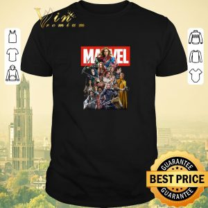 Pretty Marvel Avengers Woman MCU Signatures shirt sweater