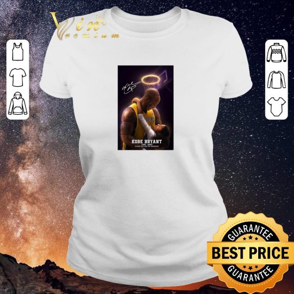 Pretty Signed RIP Kobe Bryant 1978 2020 thank you for the memories shirt sweater