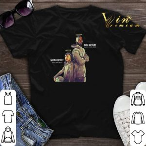 RIP Kobe Bryant Mama and Gianna Bryant Gigi shirt sweater