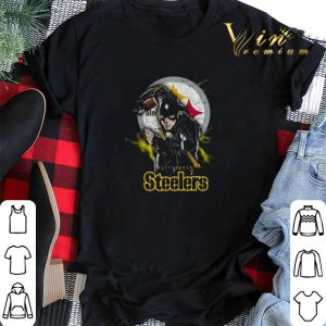 The Flash mashup Pittsburgh Steelers Champions shirt sweater