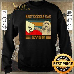 Top Best Doodle Dad Ever Vintage shirt sweater 2