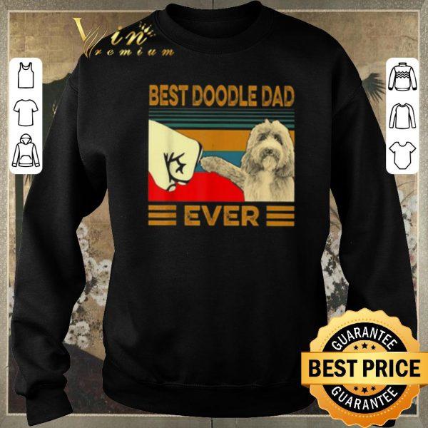 Top Best Doodle Dad Ever Vintage shirt sweater